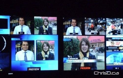 Citytv's Winnipeg control room (CITYTV)