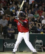 Vince Harrison - Winnipeg Goldeyes