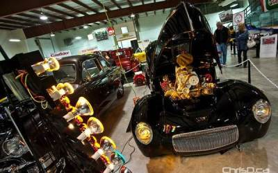 Auto Clubs Putting on Car Show Friday