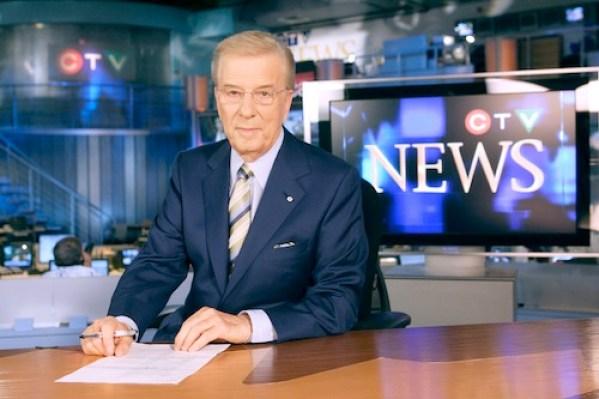 Lloyd Robertson (CTV)
