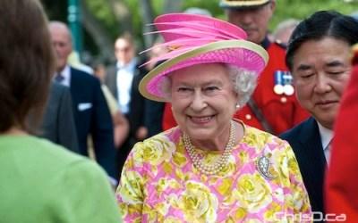 Queen Elizabeth II's Royal Visit to Winnipeg (PHOTOS)