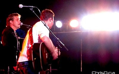 Clear Lake Rocks Out with Manitoba Homecoming Party