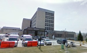 Victoria General Hospital (GOOGLE STREET VIEW)