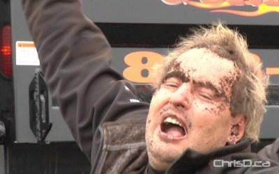 Winnipeg Escape Artist in China for Risky Stunt