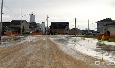 Interlake Continues Cleanup from Wednesday's Ravaging Storm