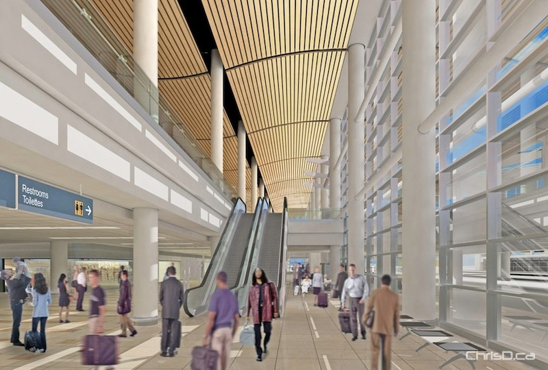 job fair to fill 50 positions at new airport terminal