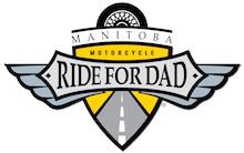 Manitoba Motorcycle Ride for Dad