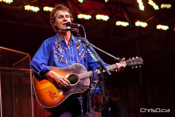 Blue Rodeo performs at the Winnipeg Folk Festival on Wednesday, July 6, 2011. (TED GRANT / CHRISD.CA)