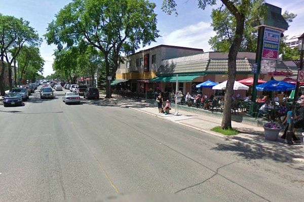 Corydon Avenue (GOOGLE STREET VIEW)