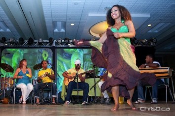 Brasil Carnival Pavilion -- Located at the Winnipeg Convention Centre, 375 York Avenue. Show times are Tuesday to Thursday at 6:45 p.m., 8:15 p.m. and 9:45 p.m., Friday has a late show at 11:15 p.m., while Saturday offers an early show at 5:15 p.m. and a late night party from midnight to 1:30 a.m. (TED GRANT / CHRISD.CA)