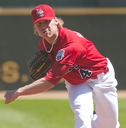Chris Salamida (WINNIPEG GOLDEYES)