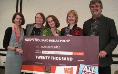 Local Filmmaker Angela Heck Wins $20K Pitch
