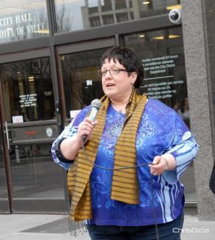 Osborne House executive director Barbara Judt (STAN MILOSEVIC / MANITOBAPHOTOS.COM)