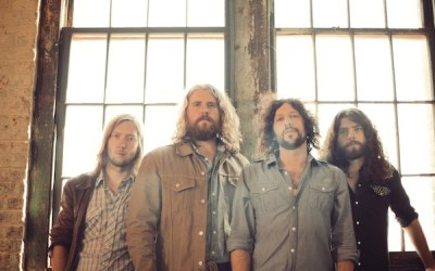 The Sheepdogs Headlining 'Super-Spike' This Summer