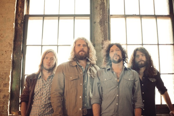 The Sheepdogs are just one of many acts performing at this year's Ex. The band will play Tuesday, June 19 at 8 p.m. (HANDOUT)