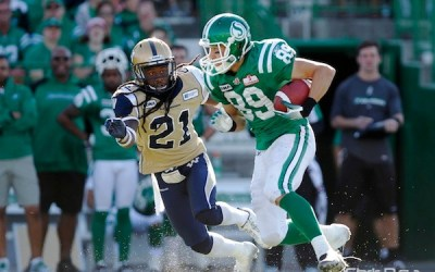 Blue Bombers Bust in Labour Day Classic