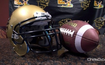 Bisons Football Back on Shaw TV for 2014 Season