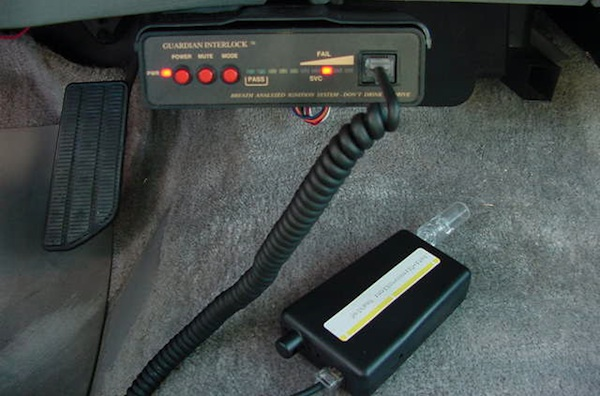 Caught Driving Impaired  A Vehicle Breathalyzer Will Be