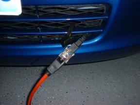 Block Heater Plug Cord
