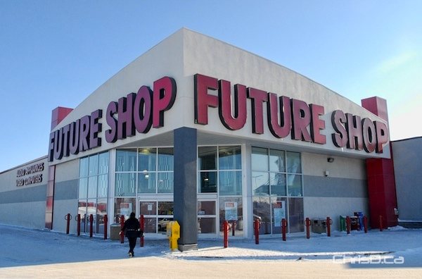 Future Shop - Regent Avenue