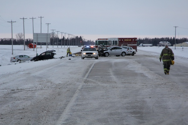 McGillivray Boulevard Crash