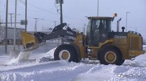 Snow Plow - Headingley