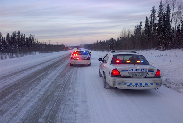 Norway House RCMP Crackdown