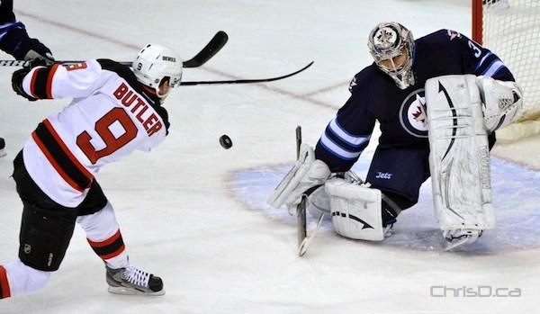 Ondrej Pavelec - Winnipeg Jets