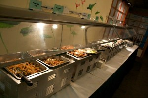 Affinity Vegetarian Garden Restaurant