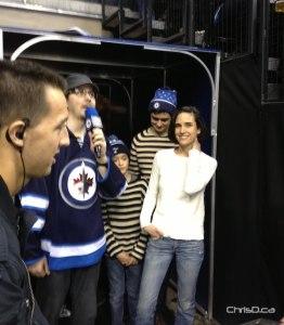 Jennifer Connelly - Winnipeg Jets