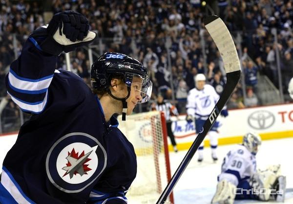 Tobias Enstrom - Winnipeg Jets