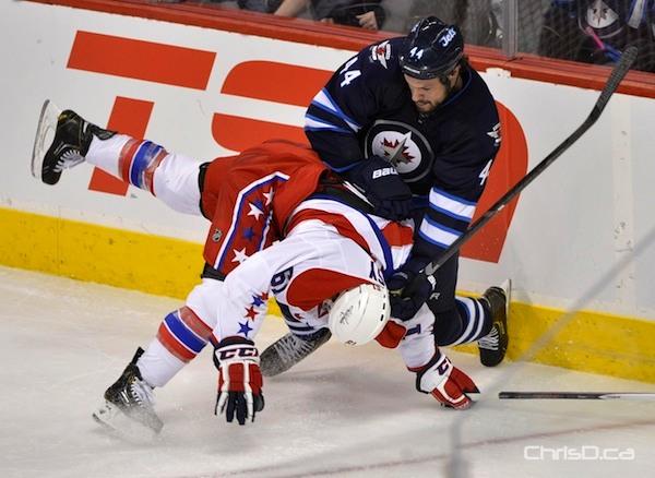 Zach Bogosian - Winnipeg Jets