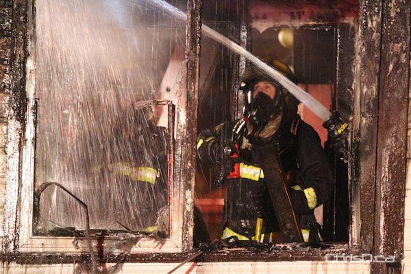 Alexander Avenue Fire