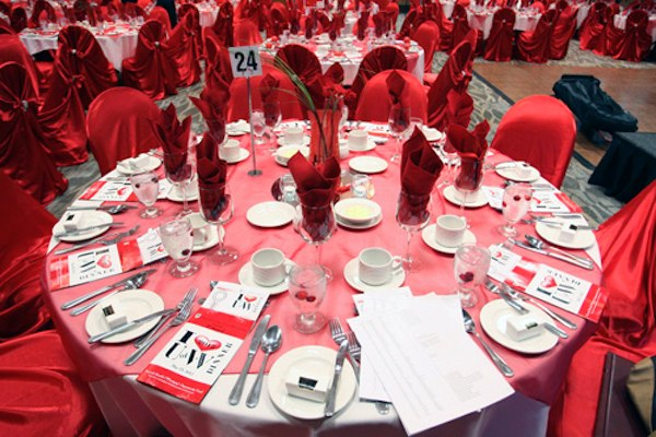 The 'I Heart UWinnipeg' dinner is May 23 at Canad Inns Polo Park. (DAVE DARICHUK PHOTO)