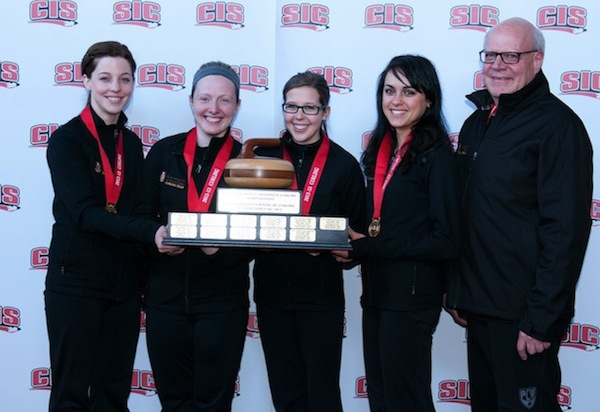 Manitoba Bison Women's Curling Team