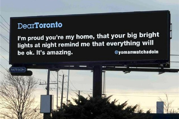 Dear City Canada