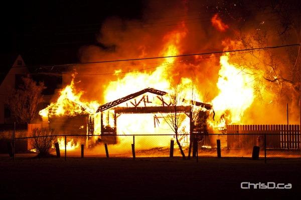 Dominion Street Fire