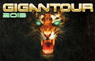 Gigantour 2013
