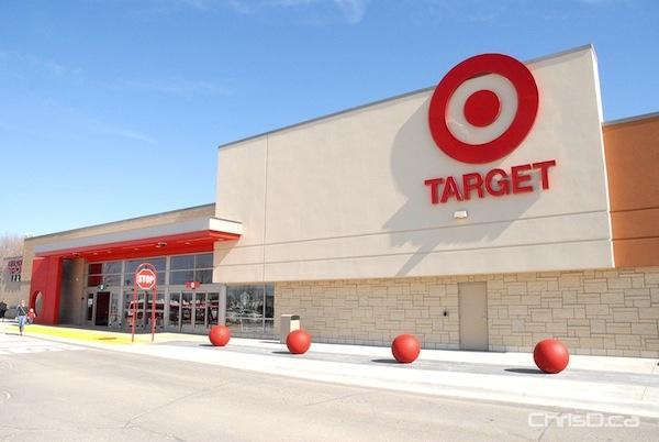 Target - Kildonan Place Shopping Centre