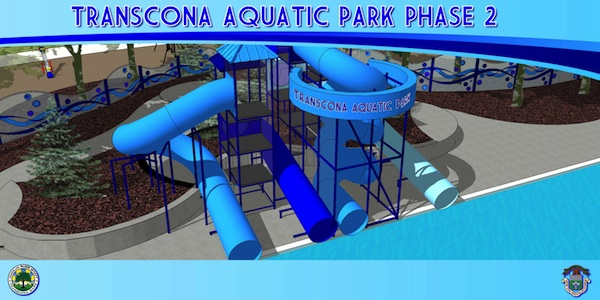 Transcona Aquatic Park - Phase 2