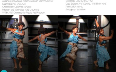 'Sombo A Diba' Opening at Gas Station Arts Centre