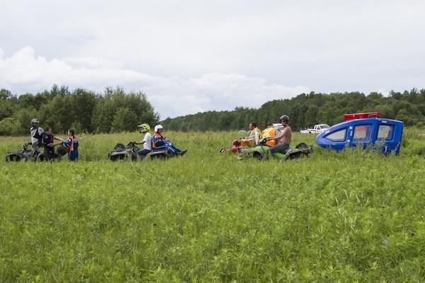 ATV Rollover Rescue - STARS