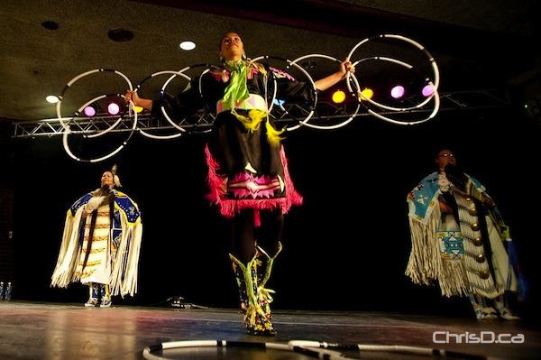 DOTC First Nations Pavilion - Folklorama