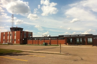 Brandon Municipal Airport