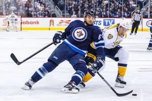 Michael Frolik - Winnipeg Jets