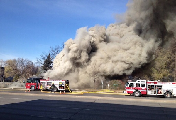 Portage - Albany Fire