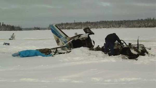 Keystone Air Crash