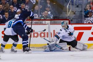 Winnipeg Jets - San Jose Sharks