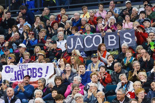 Brad Jacobs Fans