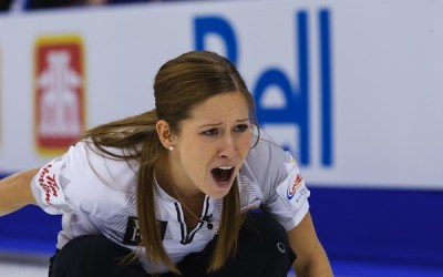 Winnipeg's Kaitlyn Lawes Earns First Mixed Doubles Win at Winter Olympics